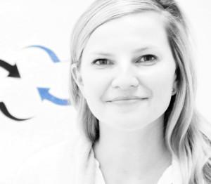 Alice Reich, Moderatorin von Reich & Knapp